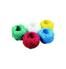 Assorted Colours Polypropylene Twine