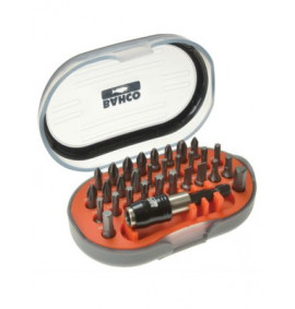 Bacho 60T/311 31 Piece Bit Set Torx, PH, PZ, SL HEX