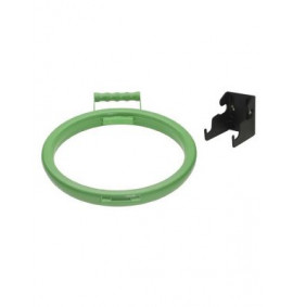 Bag Hoop & Wall Bracket Set