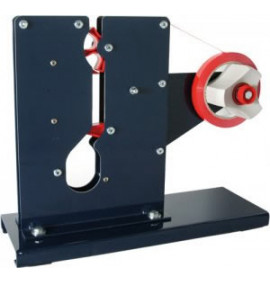 Bag neck sealer bench mounted for tape up to 12mm wide
