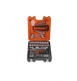 Bahco 106 Piece Socket & Spanner Set - BAHS106