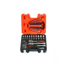 Bahco 41 Piece Socket and Spanner Set - BAHS410