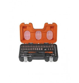 Bahco 46 Piece Socket Set - BAHS460