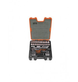 Bahco 77 Piece Socket Set - BAHS800