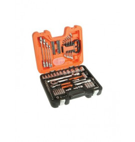 Bahco 92 Piece Socket & Spanner Set - BAHS910