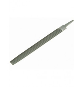Bahco Half Round Smooth Cut Files Un-Handled
