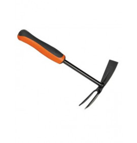 Bahco Small Hand Garden 2 Point Hoe