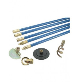 Bailey Lockfast 3/4in Drain Rod Set 4 Tools - BAI1324