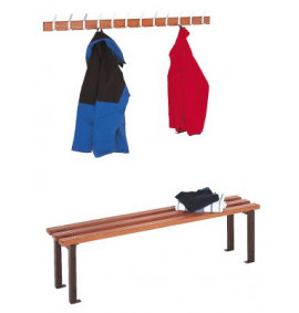 Bench Seats & Coat Rails