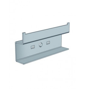 Bin Rail for Perfo Panels