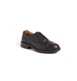 Black Oxford Executive Shoe