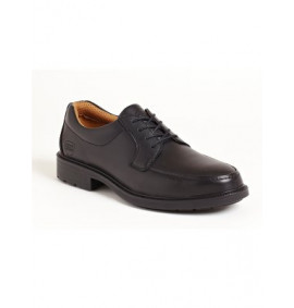 Black Reverse Seam Executive Shoe