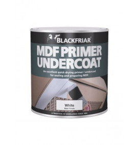Blackfriar Quick Drying MDF Acrylic Primer Undercoat