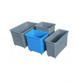 Bottle Bin 125 Litres with Wheels