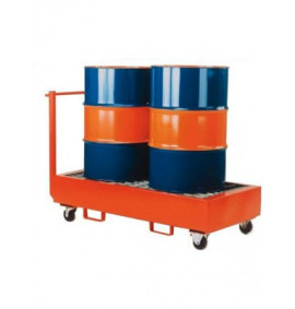 Bunded Drum Trolley