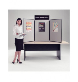 Busyfold Light XL Tabletop Displays