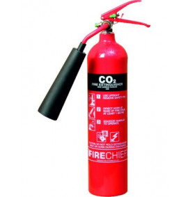 CO&sup2 Extinguishers