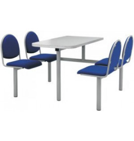 CU11 Upholstered Seat & Back Seating