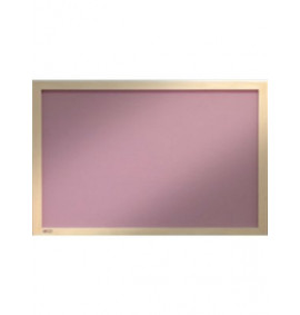 Camira Lucia Fabric Noticeboards - Hardwood Framed - Class 0 Rated