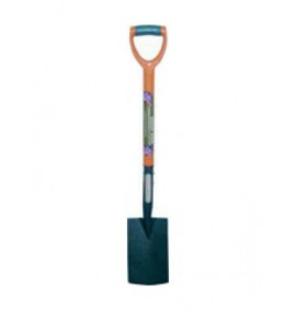 Carbon Steel Soft Grip Border Spade