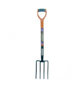 Carbon Steel Soft Grip Digging Fork