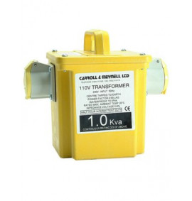 Carroll & Meynell Transformers 110 to 240 Volt