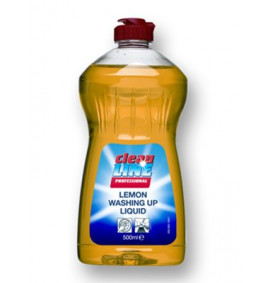 Cleanline Lemon Washing Up Liquid