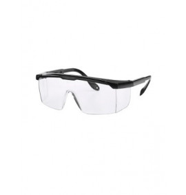 Clear Safety Spectacle Stock Code (Pack of 10)