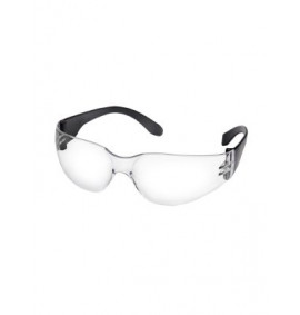 Clear Wrap Around Safety Spectacle (Pack of 12)