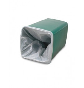 Clear and Square Bin Liners