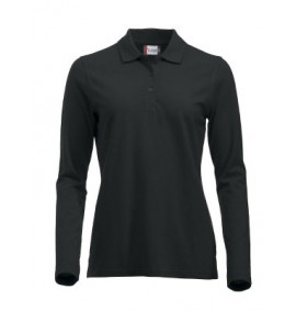 Clique Classic Marion Ladie's Long Sleeve Polo Shirt