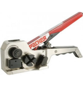 Combination tensioner/crimper tool for strap with 12mm (use CS12-30 seals)
