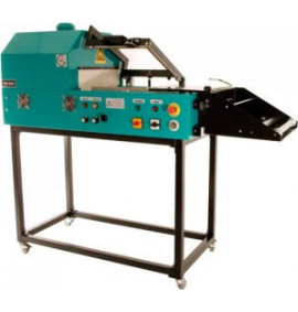 Combined Sealer Motorised Shrink Tunnel - HS35-KT20-ST
