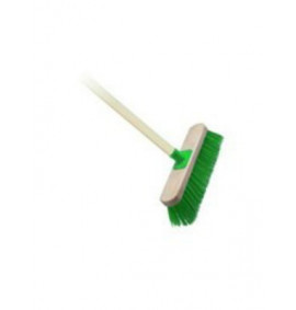 Complete Green Poly Brush