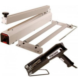 Complete Shrink Wrap System With 400mm Seal Bar - P400-KIT