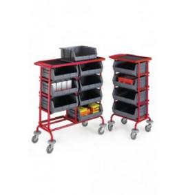 Container Storage Trolleys