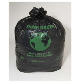 Degradable Green Sack