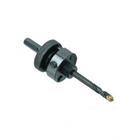 Disston Arbor 7/16in Quick Change to suit 32mm-210mm Holesaws