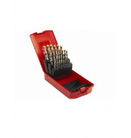 Dormer A095 Comp HSS TiN Drill Set