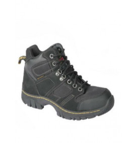 Dr Martens Black Benham ST Safety Boot