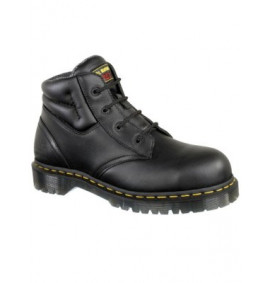 Dr Martens Black Icon Safety Boot