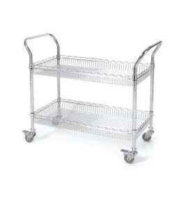 Eclipse Basket Trolleys