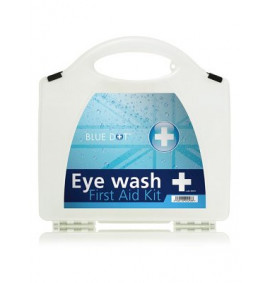 Eclipse Eye Wash Kit - Eye Pads, Eye Wash & Mirror