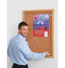 Eco-Friendly Tamper-proof Noticeboards