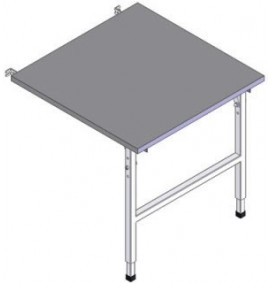 Extension Table With Legs one End Only - 60-102