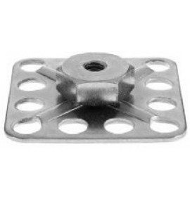 BigHead Stainless Steel Female Hex Nut M6
