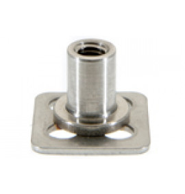 BigHead Mild Steel Female Hex Nut M3