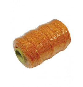 Faithfull 300 Orange Polyethylene Brick Lines
