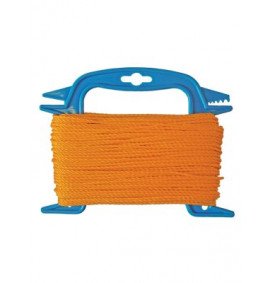 Faithfull 306 Orange Polyethylene Ranging Line 30m