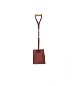 Faithfull All Steel Shovel Square - FAIASS2MYDT